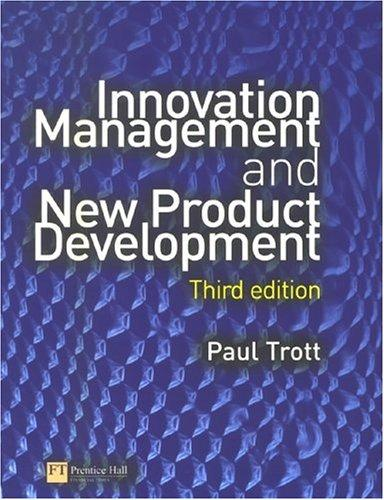 Download Innovation Management And New Product Development