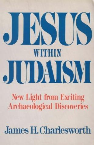 Jesus Within Judaism