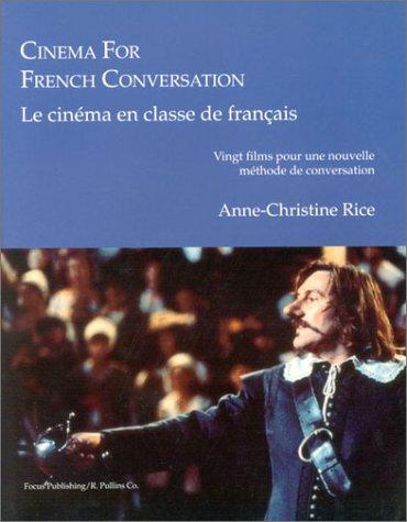 Cinema for French Conversation