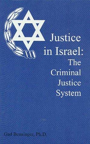 Download Justice in Israel