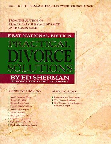 Practical divorce solutions