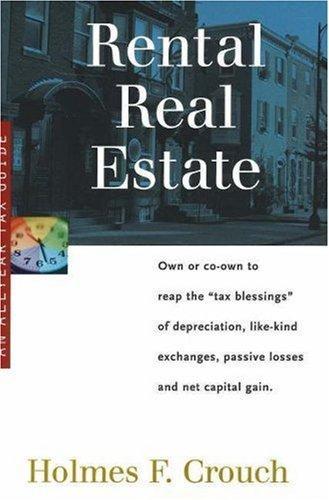 Download Rental real estate