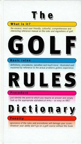 Download The Golf Rules Dictionary