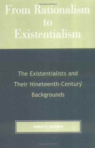 Download From rationalism to existentialism