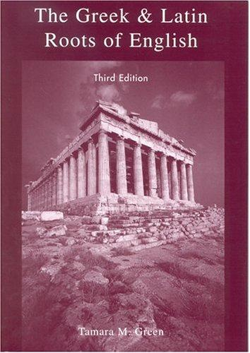 Download The Greek & Latin roots of English