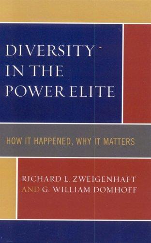 Download Diversity in the Power Elite