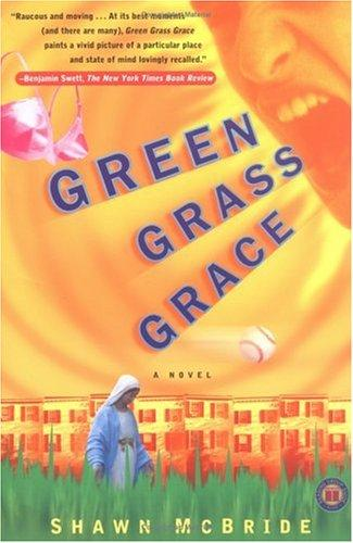 Green grass grace