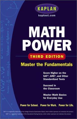 Math power.