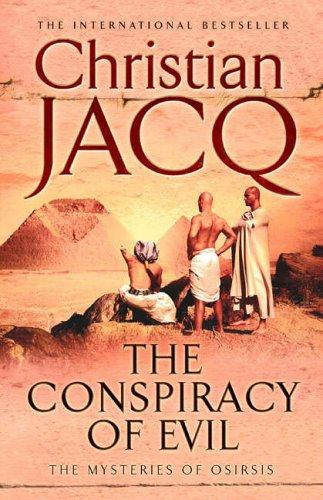 The Conspiracy of Evil (Mysteries of Osiris)