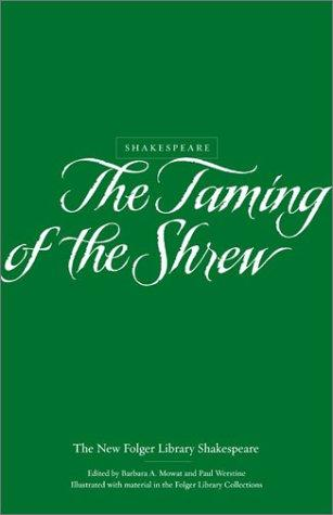 Download The Taming of the Shrew (New Folger Library Shakespeare)
