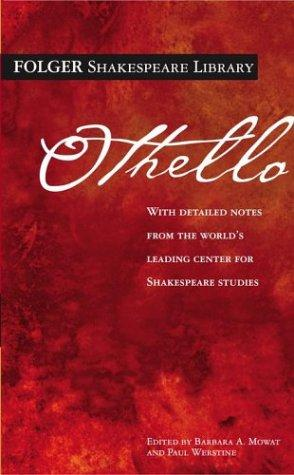 Download Othello (Folger Shakespeare Library)