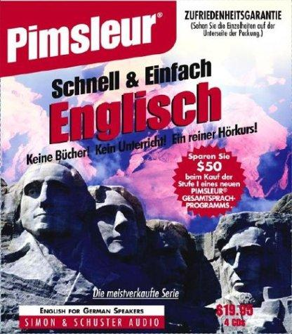 Download English for German Speakers