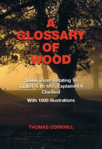 A glossary of wood