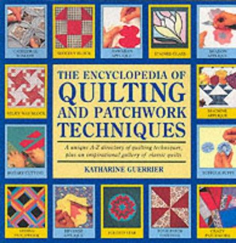 Download The Encyclopedia of Quilting and Patchwork Techniques