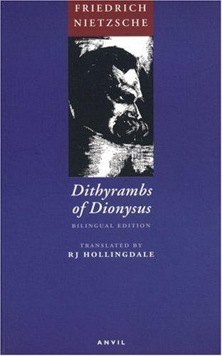 Dithyrambs of Dionysus