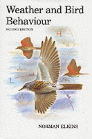 Download Weather and Bird Behaviour