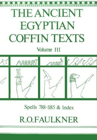 Download The Ancient Egyptian Coffin Texts