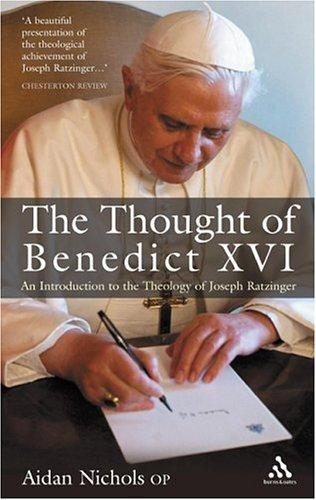 Download The Thought of Pope Benedict XVI