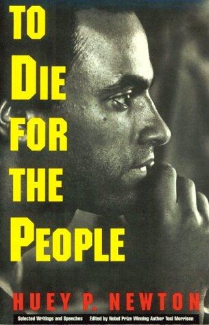 To die for the people