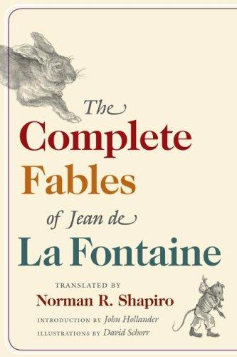 Download The Complete Fables of Jean de La Fontaine