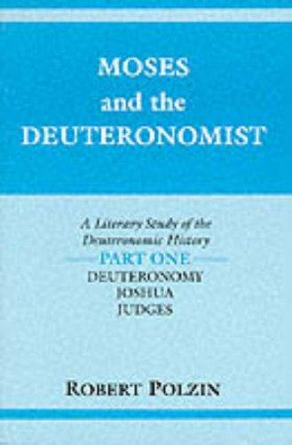 Moses and the Deuteronomist