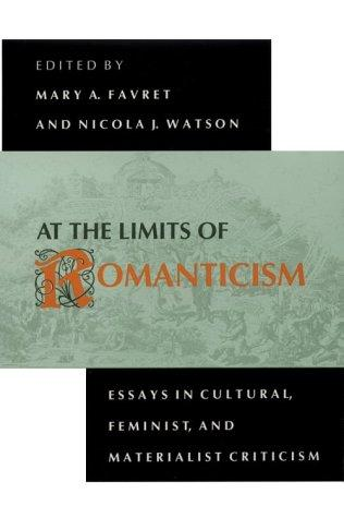 Download At the Limits of Romanticism