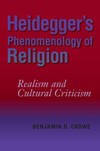 Download Heidegger's Phenomenology of Religion