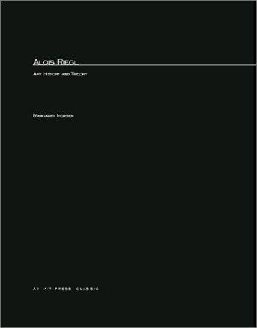 Download Alois Riegl