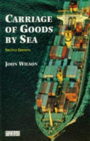 Download Carriage of goods by sea