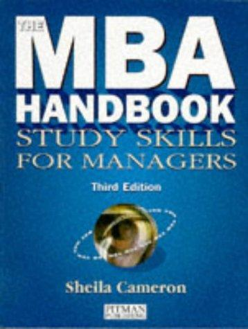 Download The MBA Handbook