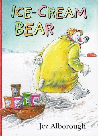 Ice-cream Bear