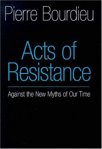 Download Acts of Resistance