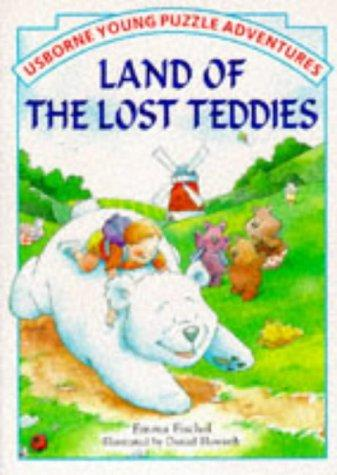 Land of the Lost Teddies (Usborne Young Puzzle Adventures)