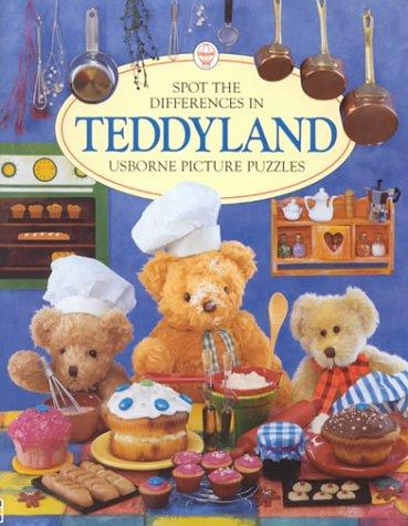 Teddyland (Spot the Differences)