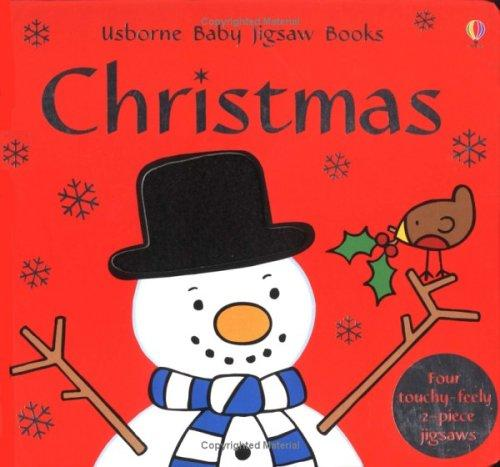 Download Christmas (Usborne Baby Jigsaw Books)
