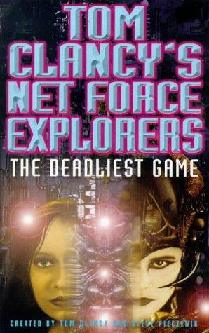 Tom Clancy's Net Force Explorers by Tom Clancy
