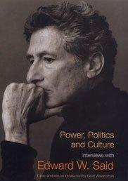 Power, Politics and Culture