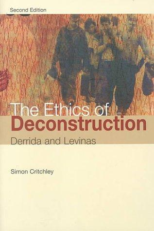 Download The ethics of deconstruction