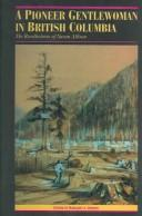 Download A pioneer gentlewoman in British Columbia