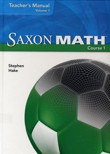 Download Saxon math.