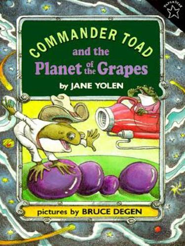 Download Commander Toad and the Planet of the Grapes