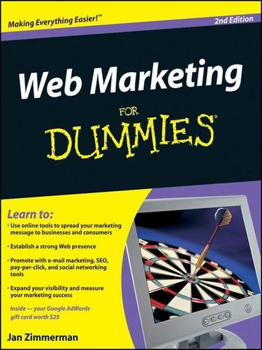Web Marketing For Dummies®