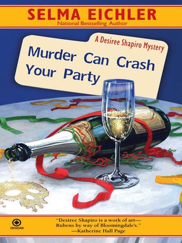 Murder Can Crash Your Party