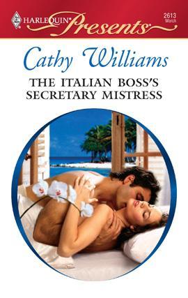 The Italian Boss's Secretary Mistress
