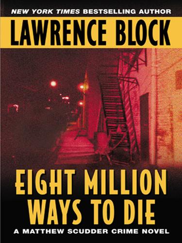 Download Eight Million Ways to Die