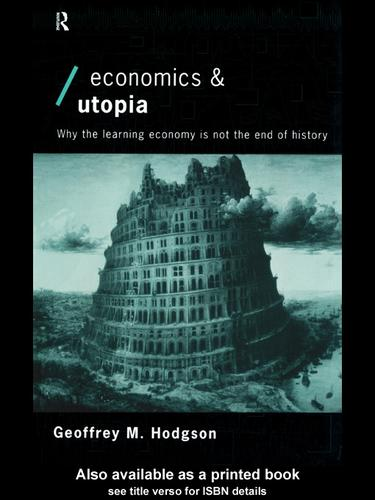 Economics and Utopia