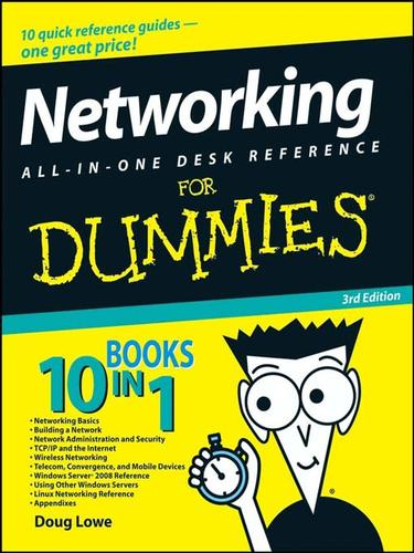 Networking All-in-One Desk Reference For Dummies®