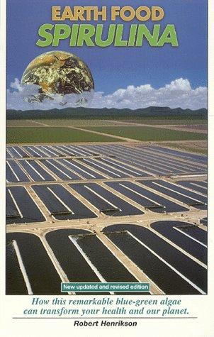 Earth food spirulina