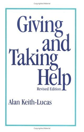 Download Giving and Taking Help