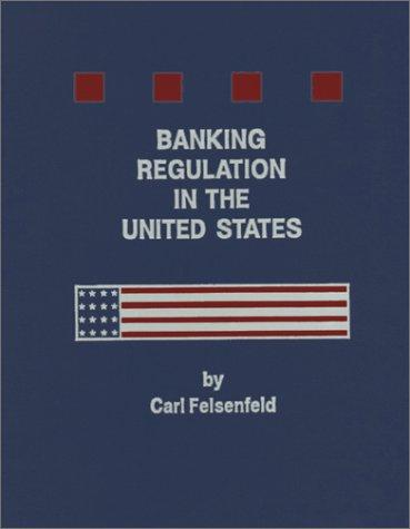 Banking regulation in the United States